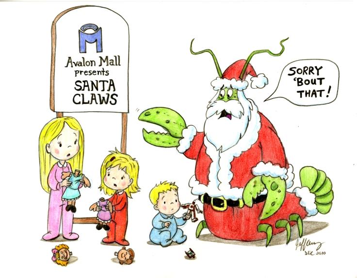 Christmas card 2010 adjusted