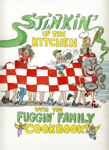 Final version family cookbook.